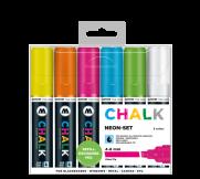 CHALK Marker Neon-Set