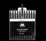 Blackliner sæt x 11stk