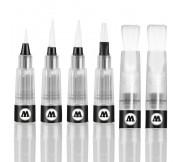 AQUA Squeeze Pen Basic Set 2 - 6 stk