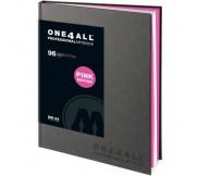 ONE4ALL Professional Artbook DIN A4 Portrætformat